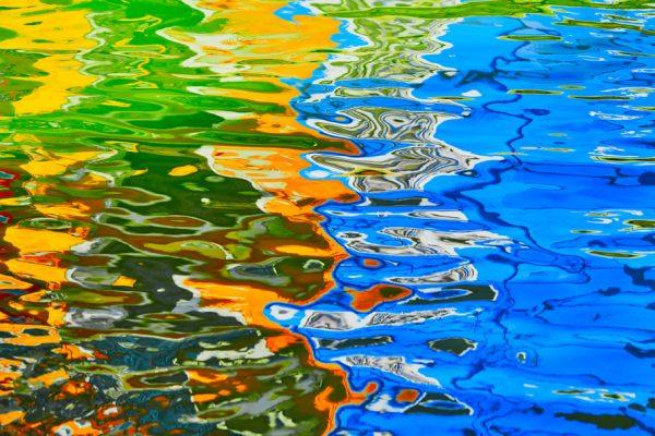 Quadri moderni, EUGENIOFOTOQUADRI, quadri astratti vendita online - Dipinti sull'acqua - 2_DSC07166
