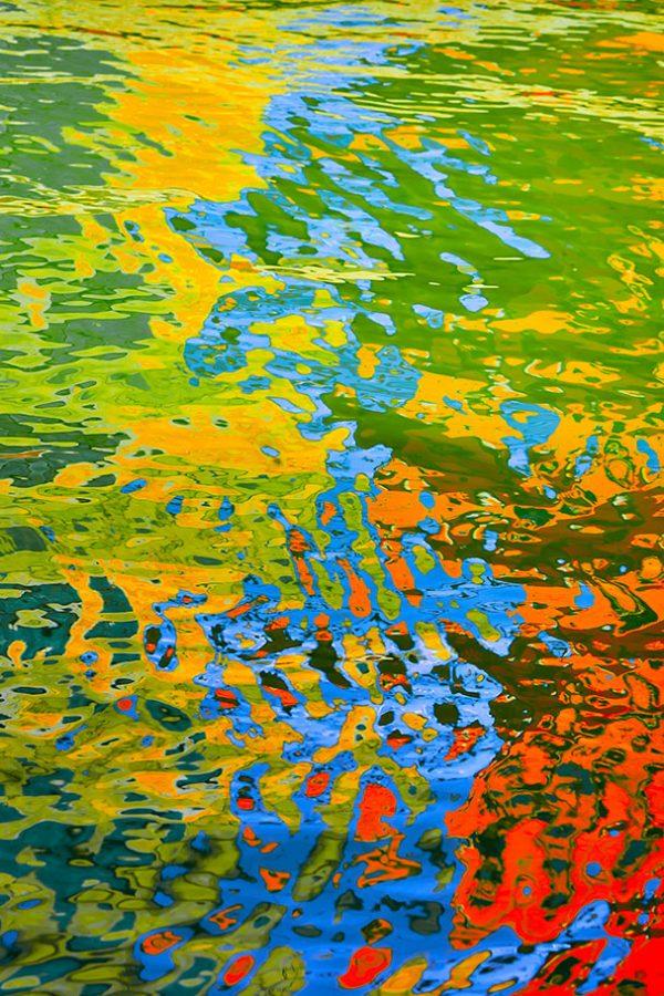 Quadri moderni, EUGENIOFOTOQUADRI, quadri astratti vendita online - Dipinti sull'acqua - 2_DSC07923