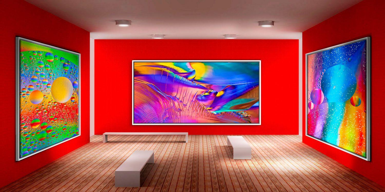 Vendita quadri online quadri moderni quadri astratti su tela - home foto artistiche fine art uno