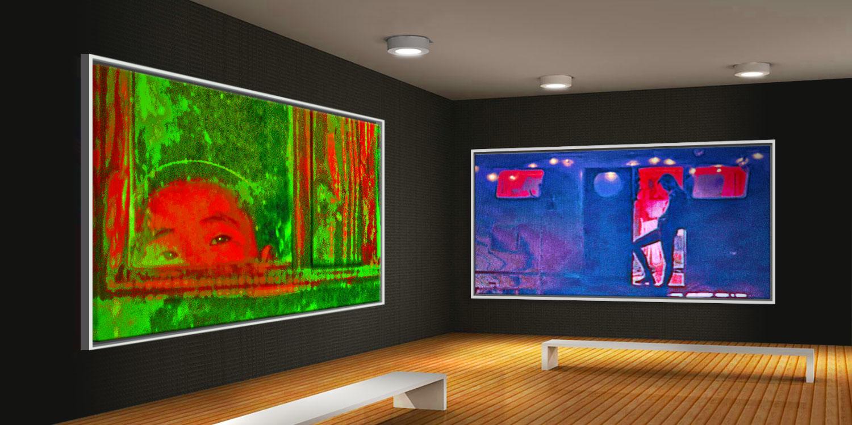 Vendita quadri online quadri moderni quadri astratti su tela - foto artistiche fine art bianco e nero