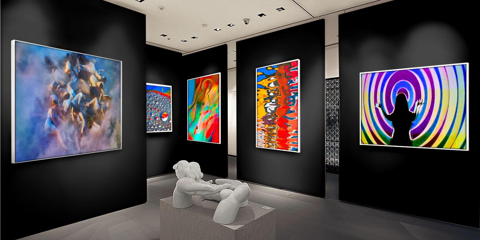 Vendita quadri online quadri moderni quadri astratti su tela - foto artistiche fine art bianco e nero - 2